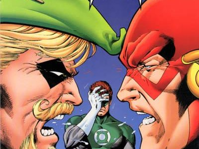 Arrow's Flash Crossover Episode Gets A Well-Known Title