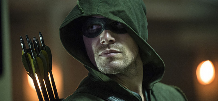 "Arrow Season 3 Premiere Photos: ""The Calm"""