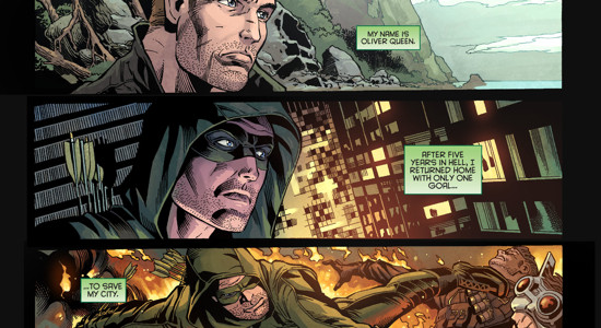 """Is This The """"My Name Is Oliver Queen"""" For Season 3?"""
