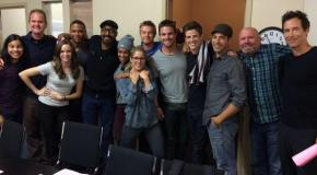 This Is What Happens When Cast Members From Arrow & The Flash Unite