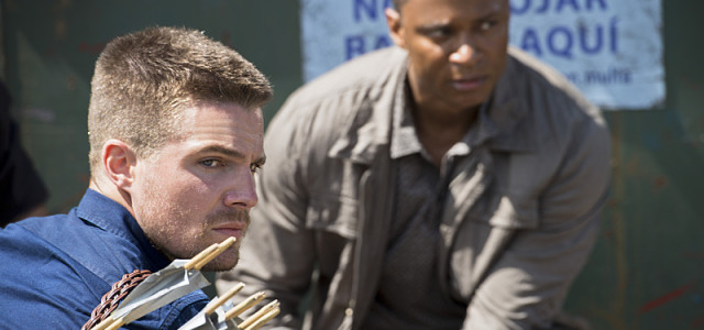 "Arrow #3.3 Preview Images: ""Corto Maltese"""