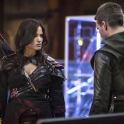 "Arrow #3.4 ""The Magician"" Photos – Nyssa Returns!"