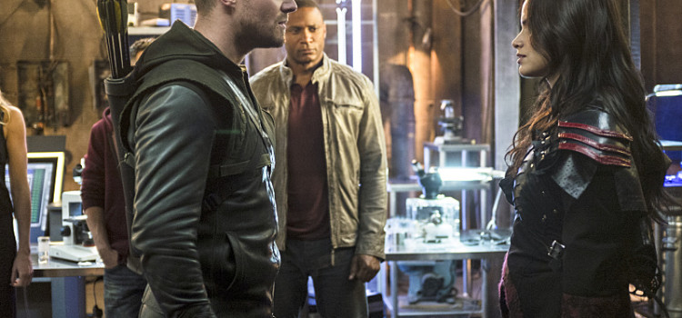 "Arrow ""The Magician"" Ratings Report"