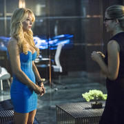 "Arrow ""Public Enemy"" Official Description: Donna Smoak Returns!"