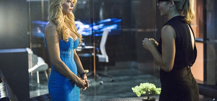 "Arrow: 24 Images From ""The Secret Origin of Felicity Smoak"""