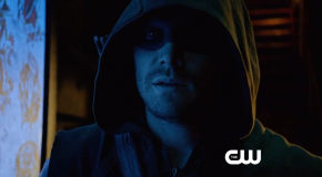 "Arrow Season Premiere ""The Calm"" Preview Clip: Arrow vs. Oliver"