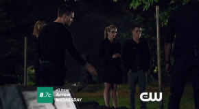 """Arrow: Screencaps From The """"Sara"""" Extended Trailer"""