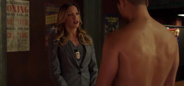 "Another Arrow ""Corto Maltese"" Clip: Laurel Meets Ted Grant"