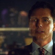 Video Interview: John Barrowman On Malcolm's Plans & Manipulations