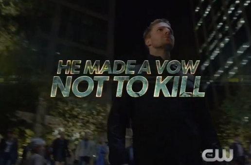"Arrow: ""The Magician"" Extended Promo Screen Captures"