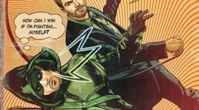 Comic-Style Promotional Art For The Arrow Season Premiere
