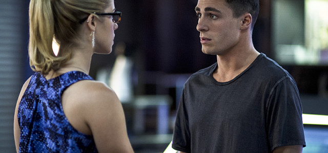 Colton Haynes Comes Out, Discusses Life After Arrow
