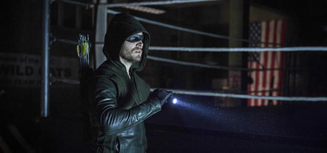 Arrow #3.18 Title & Credits Confirmed