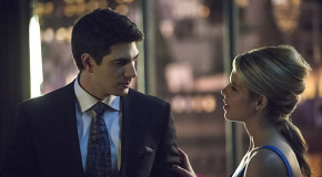 "Arrow: ""Draw Back Your Bow"" Official Images"