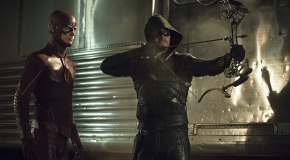 "Arrow #3.8 ""The Brave and the Bold"" Images (Flash Crossover Part 2!)"