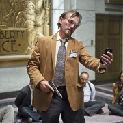 Photos: Arrow Villain Clock King Torments The Flash