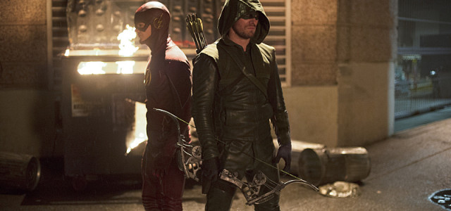 Arrow: Preview Trailer For The Flash Crossover