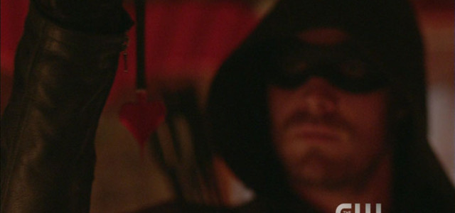 """Arrow: Screencaps From A """"Draw Back Your Bow"""" Preview Clip"""