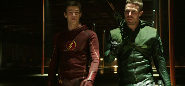 "Arrow: ""Brave and the Bold"" Trailer – With The Flash!"
