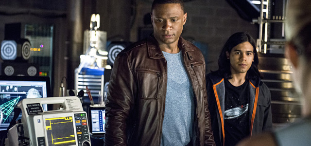 Interview: David Ramsey Talks About The Arrow/Flash Crossover, H.I.V.E. & More