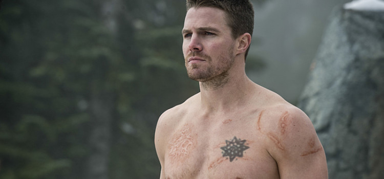 "Arrow #3.9 Photos & Preview Trailer: ""The Climb"""