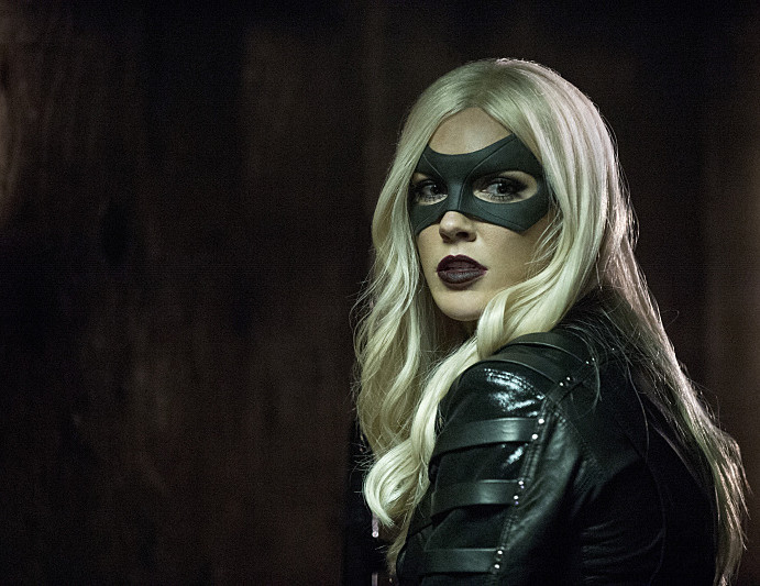 Katie Cassidy Reveals Her Choice For Movie Black Canary