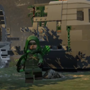 Lego Batman 3 Trailer: Stephen Amell Does Something Green, And Pointy, And Arrow-y