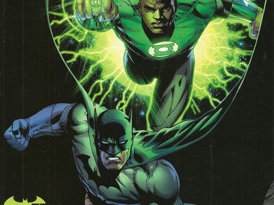 John Diggle Is Not Green Lantern John Stewart
