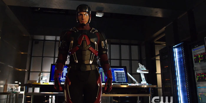 "Arrow ""Nanda Parbat"" Extended Promo Screencaps"
