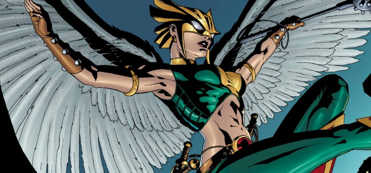 Hawkgirl Joins The Arrow/Flash Spinoff!