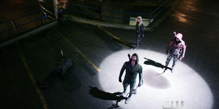 "Arrow: Screencaps From The ""Public Enemy"" Promo Trailer"