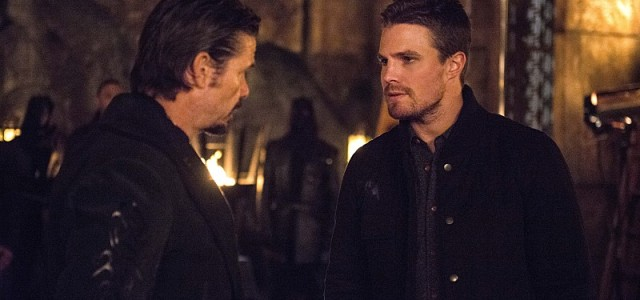 "Arrow #3.20 ""The Fallen"" Official Preview Images"