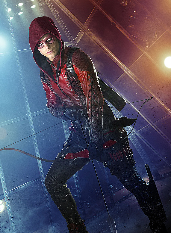 Official: Colton Haynes Is Returning To Arrow