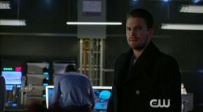 """Arrow: Screen Captures From A """"Broken Arrow"""" Preview Clip"""