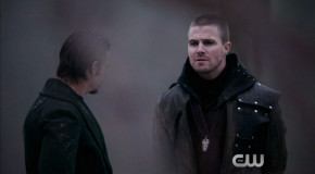 "Arrow: Screencaps From The ""Al Sah-Him"" Promo Trailer"