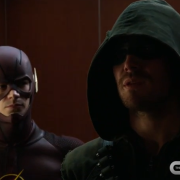 New Arrow & Flash Promo: Superhero Fight Club