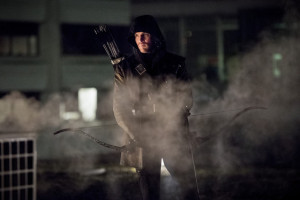 "Arrow -- ""Al Sah-Him"" -- Image AR321A_0160b -- Pictured: Stephen Amell as Oliver Queen -- Photo: Dean Buscher/The CW -- © 2015 The CW Network, LLC. All Rights Reserved."