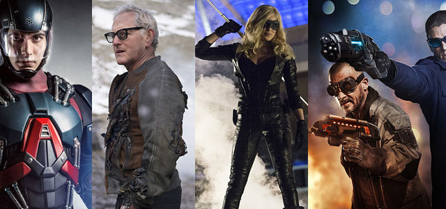 Arrow/Flash Spinoff Trailer To Screen May 14 At Upfronts?
