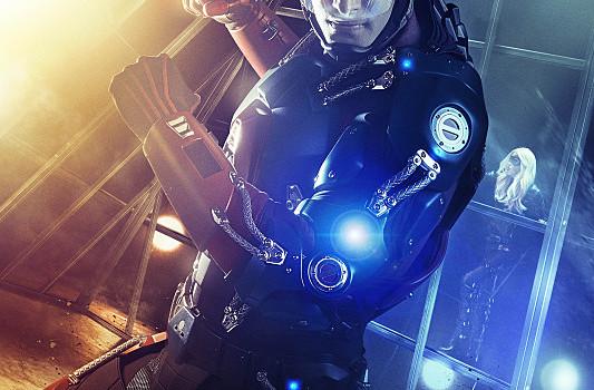 He's A Legend of Tomorrow: New CW Atom Art!