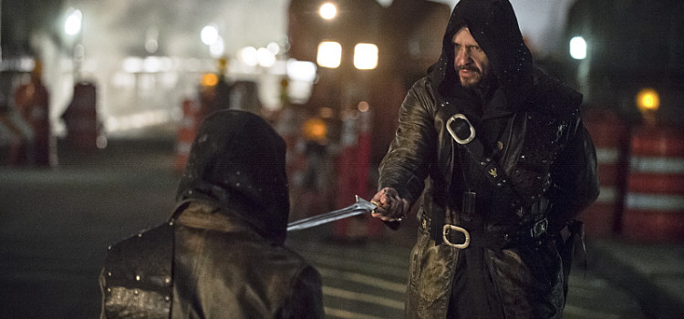 """Arrow Video: Inside """"My Name Is Oliver Queen"""""""