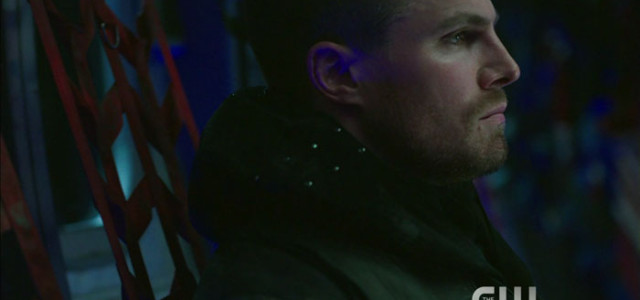 "Arrow Season Finale: Screencaps From A ""My Name Is Oliver Queen"" Preview Clip"