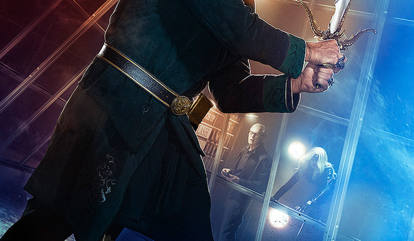 Arrow: The CW Releases Ra's al Ghul Poster Art