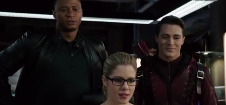 Arrow: The Season 3 Gag Reel!