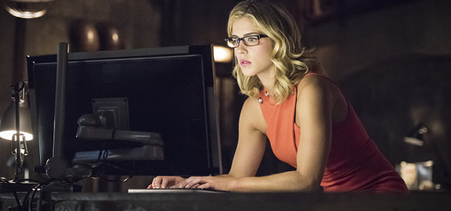 Felicity Smoak Will Get A Codename