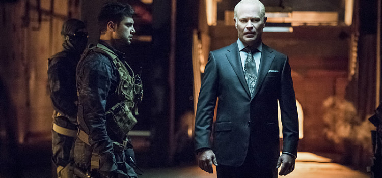 "Arrow #4.7 ""Brotherhood"" Description: James Bamford Directs!"