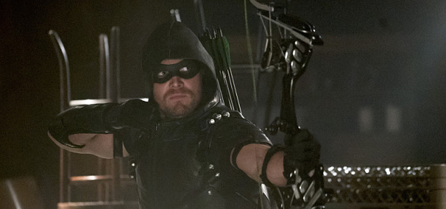 "Arrow #4.9 ""Dark Waters"" Description"