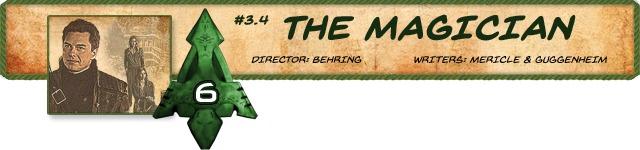 Countdown #6 - 304: 'The Magician'