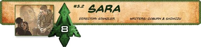 Countdown #8 - 302: 'Sara'