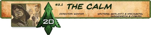 Countdown #20 - 301: 'The Calm'