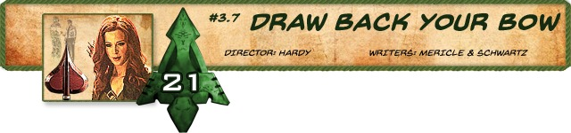Countdown #21 - 307: 'Draw Back Your Bow'